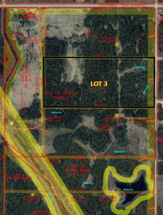 Photo 2: Lot 3 RR 222 Twp Rd. 504: Rural Leduc County Rural Land/Vacant Lot for sale : MLS®# E4214511