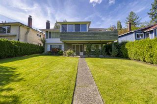 Main Photo: 2035 BANBURY Road in North Vancouver: Deep Cove House for sale : MLS®# R2501209