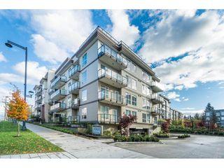"""Main Photo: 433 13768 108 Avenue in Surrey: Whalley Condo for sale in """"Venue"""" (North Surrey)  : MLS®# R2515939"""