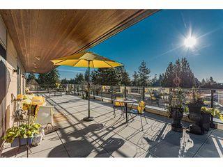 """Photo 1: 311 14022 NORTH BLUFF Road: White Rock Condo for sale in """"Beachborough"""" (South Surrey White Rock)  : MLS®# R2522049"""