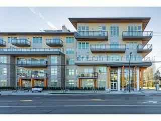 """Photo 2: 311 14022 NORTH BLUFF Road: White Rock Condo for sale in """"Beachborough"""" (South Surrey White Rock)  : MLS®# R2522049"""