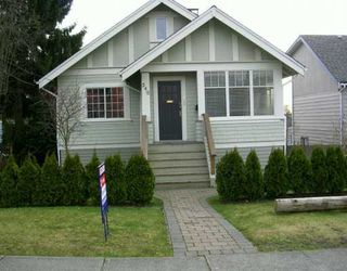 Photo 2: 349 E 8TH ST in North Vancouver: Central Lonsdale House for sale : MLS®# V573980