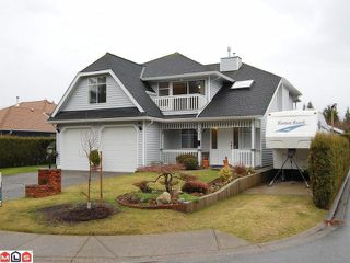 "Photo 1: 15642 93RD Avenue in Surrey: Fleetwood Tynehead House for sale in ""BEL-AIR ESTATES"" : MLS®# F1106666"