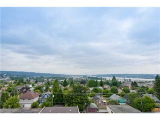 "Photo 1: 701 415 E COLUMBIA Street in New Westminster: Sapperton Condo for sale in ""SAN MARINO"" : MLS®# V905282"