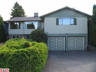 Photo 1: 8882 MITCHELL Way in Delta: Annieville House for sale (N. Delta)  : MLS®# F1121255