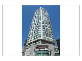 "Photo 1: 3202 1111 W PENDER Street in Vancouver: Coal Harbour Condo for sale in ""VANTAGE"" (Vancouver West)  : MLS®# V926824"