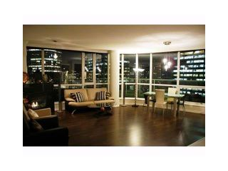 "Photo 2: 3202 1111 W PENDER Street in Vancouver: Coal Harbour Condo for sale in ""VANTAGE"" (Vancouver West)  : MLS®# V926824"