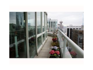 "Photo 4: 3202 1111 W PENDER Street in Vancouver: Coal Harbour Condo for sale in ""VANTAGE"" (Vancouver West)  : MLS®# V926824"