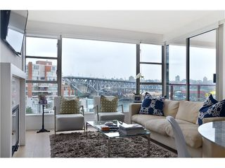 Photo 7: 502 1008 BEACH Avenue in Vancouver: Yaletown Condo for sale (Vancouver West)  : MLS®# V993458