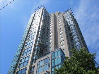 "Photo 1: # 806 1155 HOMER ST in Vancouver: Yaletown Condo for sale in ""City Crest"" (Vancouver West)  : MLS®# V1035269"