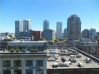 "Photo 6: # 806 1155 HOMER ST in Vancouver: Yaletown Condo for sale in ""City Crest"" (Vancouver West)  : MLS®# V1035269"