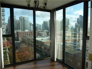 "Photo 4: # 806 1155 HOMER ST in Vancouver: Yaletown Condo for sale in ""City Crest"" (Vancouver West)  : MLS®# V1035269"
