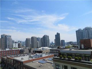 "Photo 7: # 806 1155 HOMER ST in Vancouver: Yaletown Condo for sale in ""City Crest"" (Vancouver West)  : MLS®# V1035269"