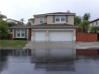 Photo 1: RANCHO SAN DIEGO House for sale : 5 bedrooms : 1738 Sunset Rose Court in El Cajon