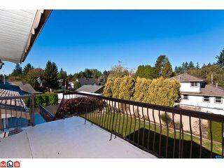 "Photo 9: 19923  48A AV in Langley: Langley City House for sale in ""MASON HEIGHTS"" : MLS®# F1125289"