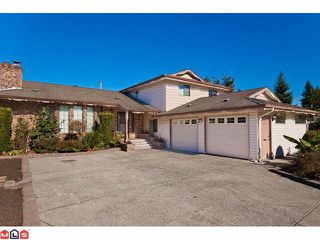 "Photo 1: 19923  48A AV in Langley: Langley City House for sale in ""MASON HEIGHTS"" : MLS®# F1125289"