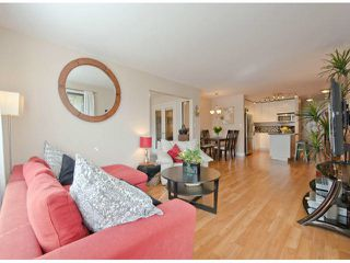 "Photo 2: 304 1381 MARTIN Street: White Rock Condo for sale in ""Chestnut Village"" (South Surrey White Rock)  : MLS®# F1410239"