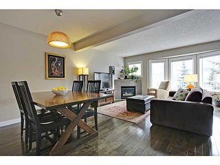 Photo 3: 262 REGAL Park NE in Calgary: Renfrew_Regal Terrace Townhouse for sale : MLS®# C3650275
