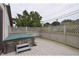 Photo 18: 30 1480 Garnet Rd in VICTORIA: SE Cedar Hill Row/Townhouse for sale (Saanich East)  : MLS®# 691734