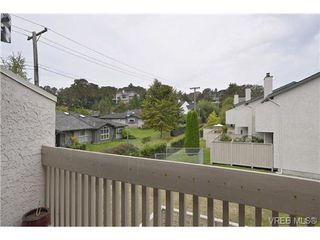 Photo 15: 30 1480 Garnet Road in VICTORIA: SE Cedar Hill Townhouse for sale (Saanich East)  : MLS®# 346473