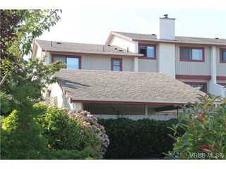 Photo 1: 30 1480 Garnet Road in VICTORIA: SE Cedar Hill Townhouse for sale (Saanich East)  : MLS®# 346473