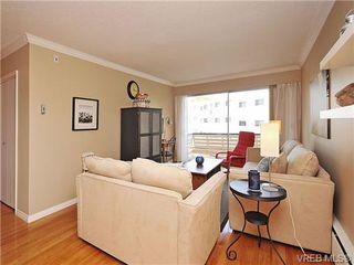 Photo 7: 207 1400 Newport Ave in VICTORIA: OB South Oak Bay Condo Apartment for sale (Oak Bay)  : MLS®# 695856