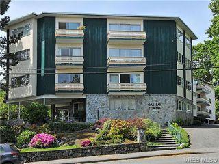 Photo 2: 207 1400 Newport Ave in VICTORIA: OB South Oak Bay Condo Apartment for sale (Oak Bay)  : MLS®# 695856
