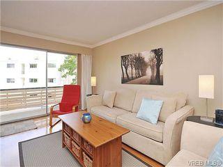 Photo 5: 207 1400 Newport Ave in VICTORIA: OB South Oak Bay Condo Apartment for sale (Oak Bay)  : MLS®# 695856