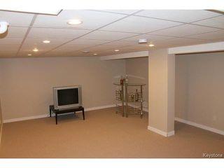 Photo 18: 35 Evanson Street in WINNIPEG: West End / Wolseley Residential for sale (West Winnipeg)  : MLS®# 1510559