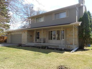 Photo 1: 131 Coleridge Park Drive in WINNIPEG: Westwood / Crestview Residential for sale (West Winnipeg)  : MLS®# 1510869