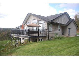 Photo 1: 9501 DAWSON Drive in Mission: Mission BC Home for sale ()  : MLS®# F1424209