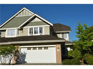 """Photo 1: 19 1765 PADDOCK Drive in Coquitlam: Westwood Plateau Townhouse for sale in """"WORTHING GREEN"""" : MLS®# V1131943"""
