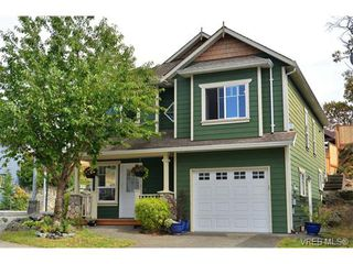 Photo 1: 693 Sunshine Terr in VICTORIA: La Thetis Heights House for sale (Langford)  : MLS®# 735225