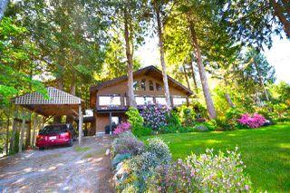 "Main Photo: 6916 MT RICHARDSON Road in Sechelt: Sechelt District House for sale in ""SANDYHOOK"" (Sunshine Coast)  : MLS®# R2085664"