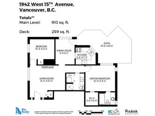Photo 16: 1942 W 15TH Avenue in Vancouver: Kitsilano Townhouse for sale (Vancouver West)  : MLS®# R2088741