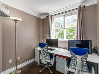 """Photo 10: 205 669 W 7TH Avenue in Vancouver: Fairview VW Townhouse for sale in """"THE IVY'S"""" (Vancouver West)  : MLS®# R2096318"""