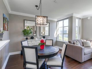 """Photo 7: 205 669 W 7TH Avenue in Vancouver: Fairview VW Townhouse for sale in """"THE IVY'S"""" (Vancouver West)  : MLS®# R2096318"""