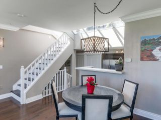 """Photo 8: 205 669 W 7TH Avenue in Vancouver: Fairview VW Townhouse for sale in """"THE IVY'S"""" (Vancouver West)  : MLS®# R2096318"""