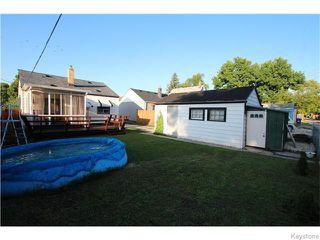 Photo 19: 360 Washington Avenue in Winnipeg: Elmwood Residential for sale (3A)  : MLS®# 1620784