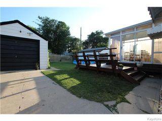 Photo 18: 360 Washington Avenue in Winnipeg: Elmwood Residential for sale (3A)  : MLS®# 1620784