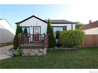 Photo 1: 360 Washington Avenue in Winnipeg: Elmwood Residential for sale (3A)  : MLS®# 1620784