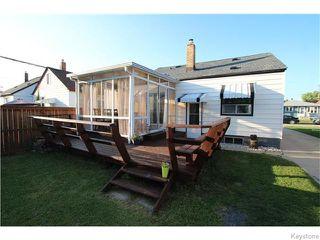 Photo 20: 360 Washington Avenue in Winnipeg: Elmwood Residential for sale (3A)  : MLS®# 1620784