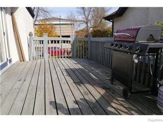 Photo 17: 240 Le Maire Street in Winnipeg: Grandmont Park Residential for sale (1Q)  : MLS®# 1626240