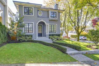 "Photo 1: 2196 W 46TH Avenue in Vancouver: Kerrisdale House for sale in ""Kerrisdale"" (Vancouver West)  : MLS®# R2116330"