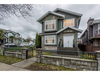 Photo 1: 4790 PENDER Street in Burnaby: Capitol Hill BN House for sale (Burnaby North)  : MLS®# R2125071