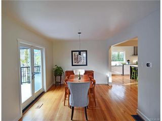 Photo 5: 3528 Plymouth Road in VICTORIA: OB Henderson Single Family Detached for sale (Oak Bay)  : MLS®# 372745