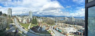 "Photo 2: 805 15 E ROYAL Avenue in New Westminster: Fraserview NW Condo for sale in ""VICTORIA HILL"" : MLS®# R2145310"
