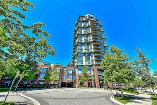 "Photo 1: 805 15 E ROYAL Avenue in New Westminster: Fraserview NW Condo for sale in ""VICTORIA HILL"" : MLS®# R2145310"