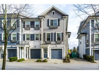 "Photo 1: 29 7348 192A Street in Surrey: Clayton Townhouse for sale in ""KNOLL"" (Cloverdale)  : MLS®# R2149741"