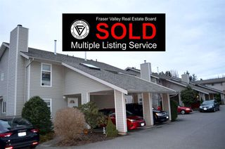 "Photo 1: 1 33917 MARSHALL Road in Abbotsford: Central Abbotsford Townhouse for sale in ""Marshall Court"" : MLS®# R2153968"